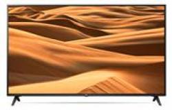 LG 49 Inch LED Backlit Ultra High Definition Webos Smart Tv – Resolution 3840 × 2160 True Motion TM100 Refresh Rate 50HZ Built-i