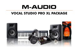 Vocal Studio Pro XL Complete Studio Package