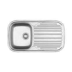 Quinline QLX611 Inset Kitchen Sink