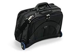 Kensington - Contour Roller Black Notebook Case