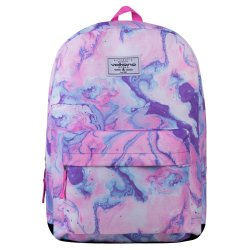 Volkano - Diva Marble Backpack Pink