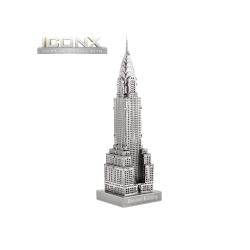 Metal Earth Iconx Chrysler Building