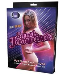 3 Hole Blow Up Sex Doll - Sex Toy For Men Natural
