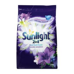 SUNLIGHT H wash Powder Lavender 2KG