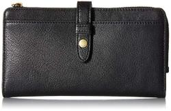 Fossil Women Fiona Leather Tab Wallet