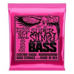 Ernie Ball 2834 Super Slinky Round Wound Bass Strings