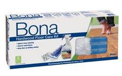 Bona Hardwood Floor Care System 4-piece Set