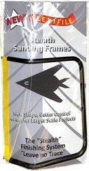 Flex-I-File FLX0007A Stealth Sanding Frame