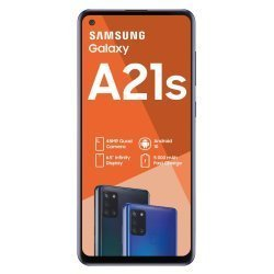 Samsung Galaxy A21S Dual Sim Black 32GB