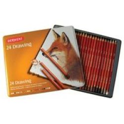 Derwent Drawing Pencil - Set Of 24