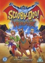 Scooby-doo: The Legend Of Vampire Rock DVD