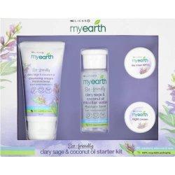 MyEarth Clary Sage & Coconut Oil Moisture Boost Serum 30ML