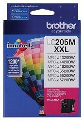 Brother Printer LC205M Super High Yield Ink Cartridge Magenta