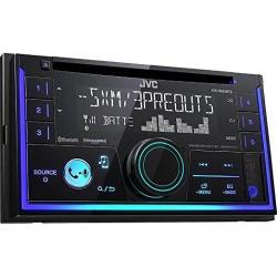Jvc In-dash Cd Receiver KW-R930BT