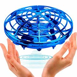 Ufo Flying Ball Toys Turn Raise Motion Hand-controlled Suspension Helicopter Toyinfrared Induction Interactive Drone Indoor Flye