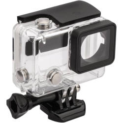 Protective Housing With Lens Cover For Gopro Hero 3