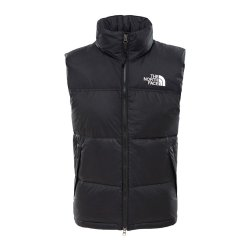 The North Face Men's Black Gilet