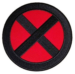 JandC Family Owned J&c Family Owned Marvel Xmen Storm Logo Embroidered Patch