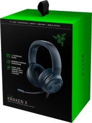 Razer - Kraken X Multi-platform Wired Gaming Headset Pc gaming