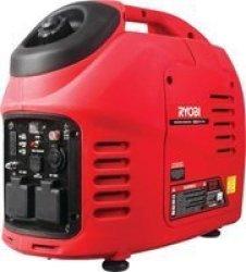 Ryobi 2000W Inverter Generator Suitcase