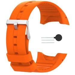 Silicone Bands For Polar M400 M430- Orange