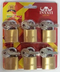 Inyati Multi - Pack Locks