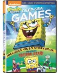 Spongebob Squarepants: Deep Sea Games DVD