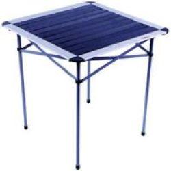 AfriTrail Square Aluminium Table