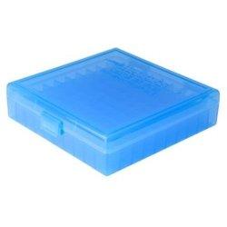 Berry's 008 Blue Ammo Box .40 45ACP 10MM 100RD