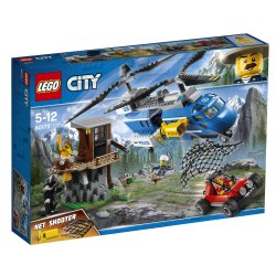LEGO CITY Police Mountain Arrest - 60173
