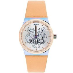 485f9143 Kenzo Watches Iconique Wr: 5 Atm - Case: 36 Mm - Gender: Unisex - Case  Material: Metal - Band Material: Leather Strap - Movement