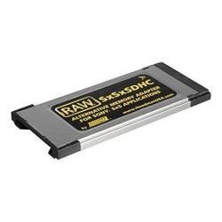 Hoodman Sxsxsdhc Alternative Memory Adapter For Sony Sxs Applications