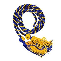 Honor Cord - Blue gold Set Of 50