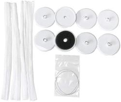Babylock Accessories 4-KINDS Sets thread Nets looper Threading Tool spool Caps sponge Disks