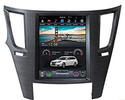 10.4 Inch Quadcore Android 1280X800 Tesla Style Vertical Screen 2GB RAM 32GB Rom Bluetooth Gps Navigation For Subaru Legacy Car