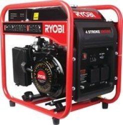Ryobi RG-2600I 2600W Open Frame Inverter Generator