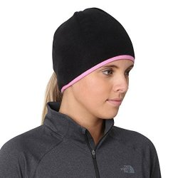 TrailHeads Women s Running Ponytail Hat - Black Fast Pink  417b62e1eca
