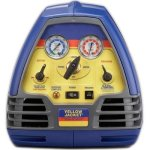 Yellow Jacket 95760 REFRIGERANT-RECOVERY-MACHINE-1-2-HP-115V-YELLOW-JACKET-95760