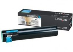Lexmark C935 Cyan High Yield Toner Cartridge – 24 000 Pgs