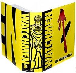 Mattel Toys Ozzymandias Club Watchmen 2013 Action Figure