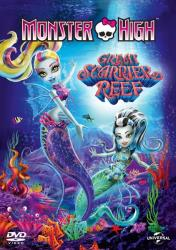 Monster High - Great Scarrier Reef Dvd