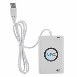 Simlug Smart Rfid Reader Writer 5V Dc ACR122U Rfid Contactless Smart Reader & Writer usb Ic Card