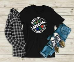 ESSENTIAL Frontline Worker 2020 Unisex T-Shirt - Large