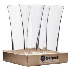 Regent Pilsner Glasses 4 Pack
