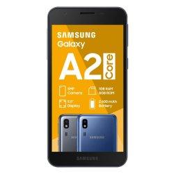 Samsung Galaxy A2 Core Single Sim Black 8GB