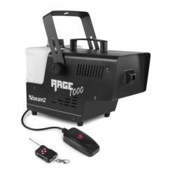 Beamz RAGE1000 Smoke Machine with Wireless Controller