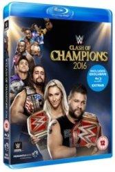 Wwe: Clash Of Champions 2016 Blu-ray