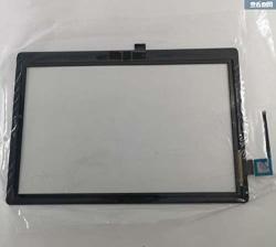 """Calvas 10.1"""" For Lenovo Tab E10 E 10 TB-X104F TB-X104L Tb X104 Touch Screen Digitizer +tools - Color: Black"""