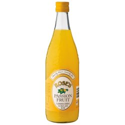 Roses Passion Fruit Cordial 750 Ml