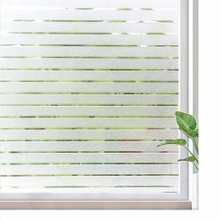 GLOBEGOU CO ,LTD Rabbitgoo Window Film Static Cling Frosted Window Film No  Glue Window Sticker Uv Protection For Home Office Liv | R | Educational |